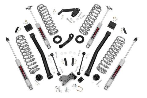 3.5IN JEEP SUSPENSION LIFT KIT | CONTROL ARMS (07-18 WRANGLER JK)