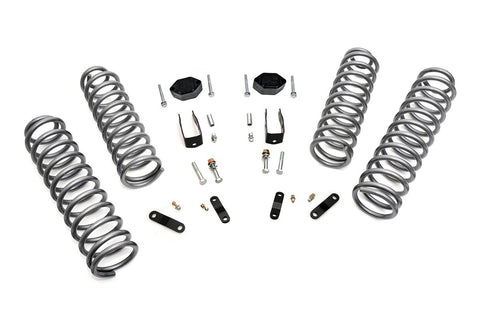 2.5IN JEEP SUSPENSION LIFT KIT (07-18 JK WRANGLER)