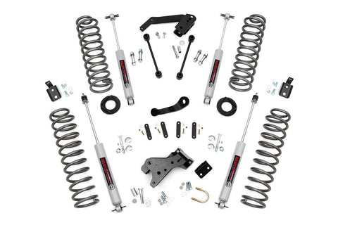 4IN JEEP SUSPENSION LIFT KIT (07-18 WRANGLER JK UNLIMITED)