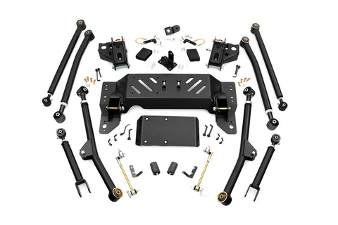4IN JEEP LONG ARM UPGRADE KIT (93-98 GRAND CHEROKEE ZJ)