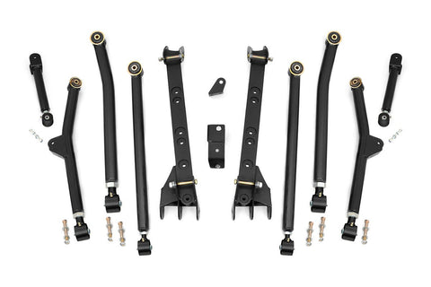 4-6IN JEEP LONG ARM UPGRADE KIT (04-06 WRANGLER UNLIMITED TJ)