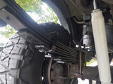 Dodge 3500 2500 Heavy Duty Rear Lift Leaf Springs 6in 2003 2004 2005 2006 2007 2008 2009 2010 2011 2012