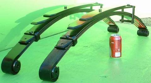 "Toyota Pickup / 4runner (1979-88) HD Rear Leaf Spring 1"" - PAIRS"