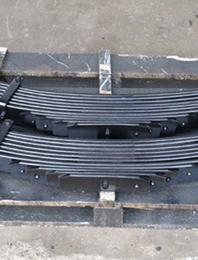 CUSTOM LEAF SPRINGS