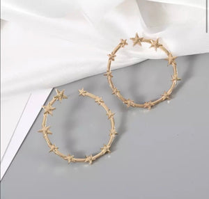 Star Girl Hoops
