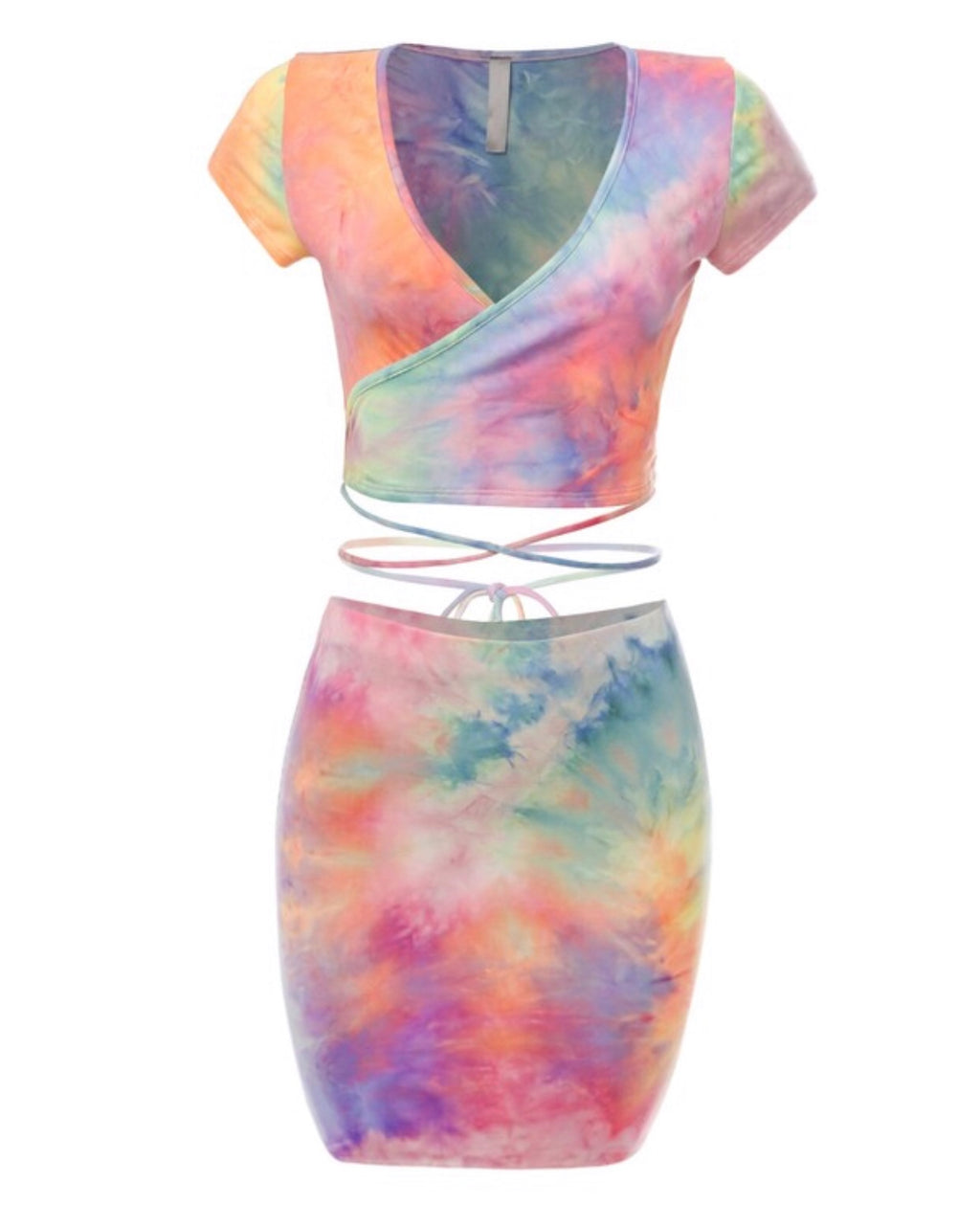 Rave Chick Tye Dye Set
