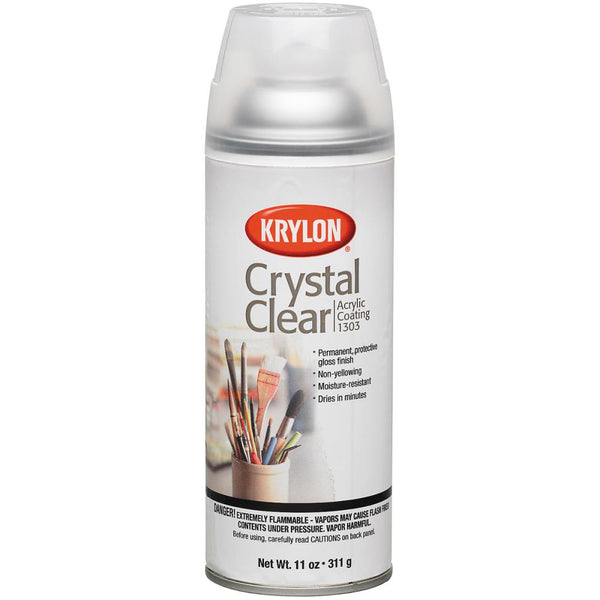 Krylon® Crystal Clear Spray