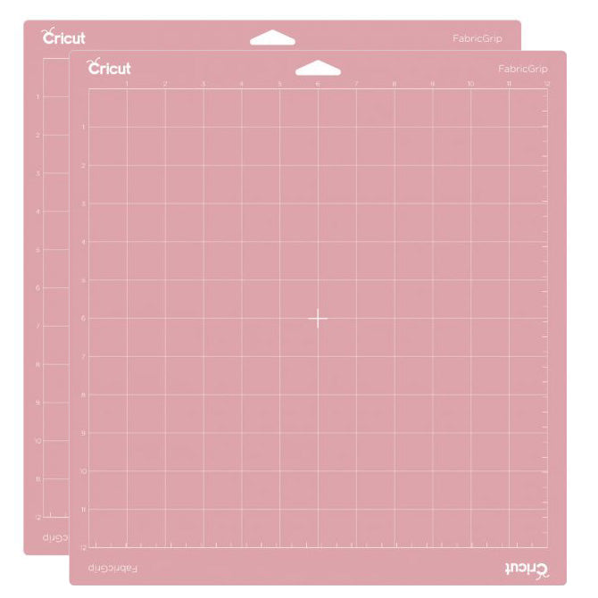 Fabric Grip Cutting Mat • 12x12 (2pk)