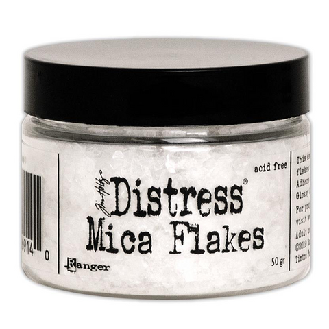 Mica Flakes • Distress