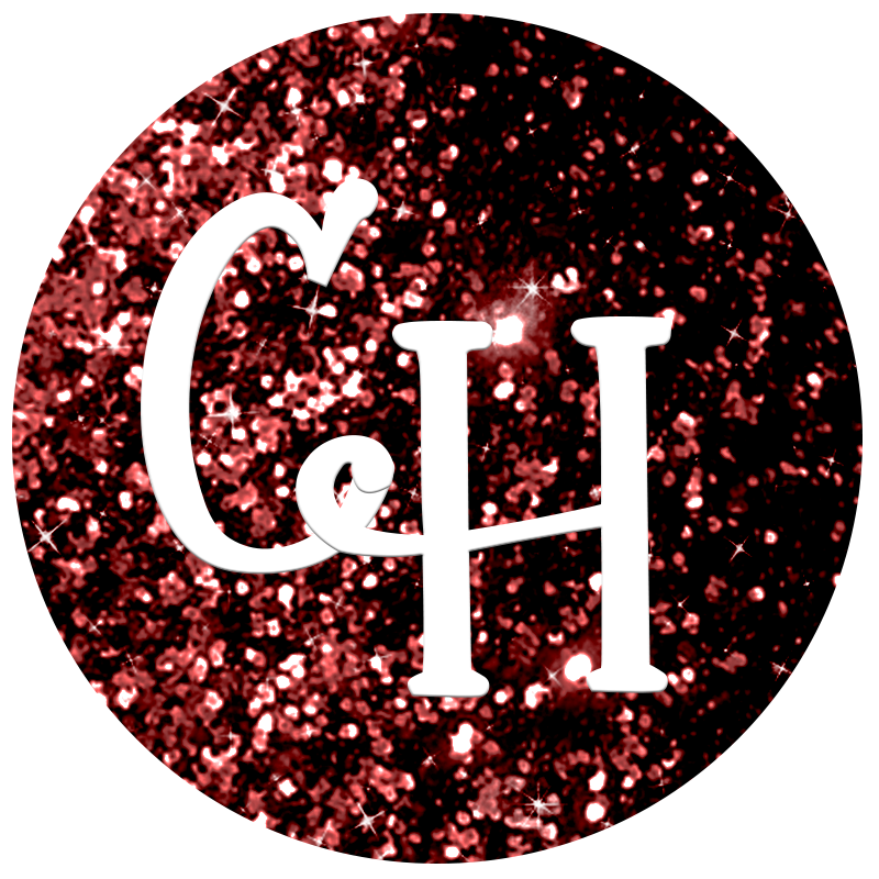HTV Glitter • Blazing Red