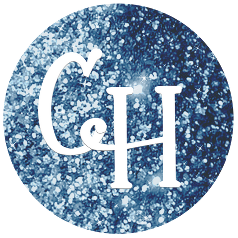 HTV Glitter • Carolina | Old Blue