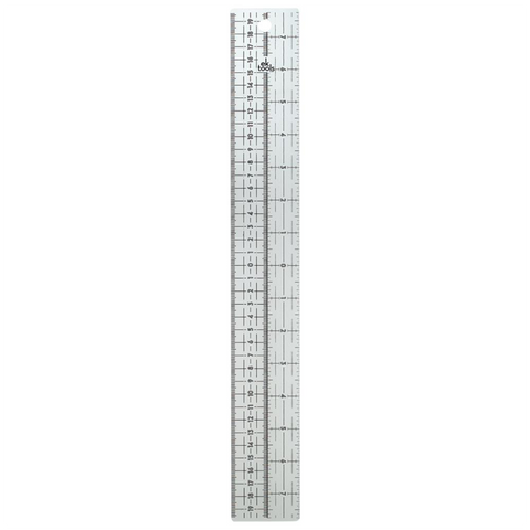 "Centering Ruler • 16"" Flexiable"
