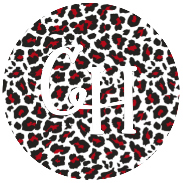 HTV • Cheetah Prints