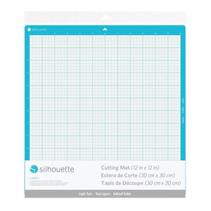 Cameo Cutting Mat • Light Tack 12x12