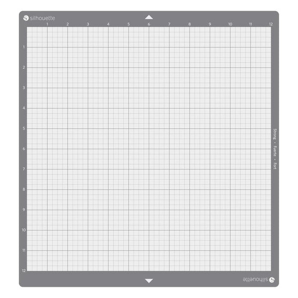 Cameo Cutting Mat • Strong Tack 12x12