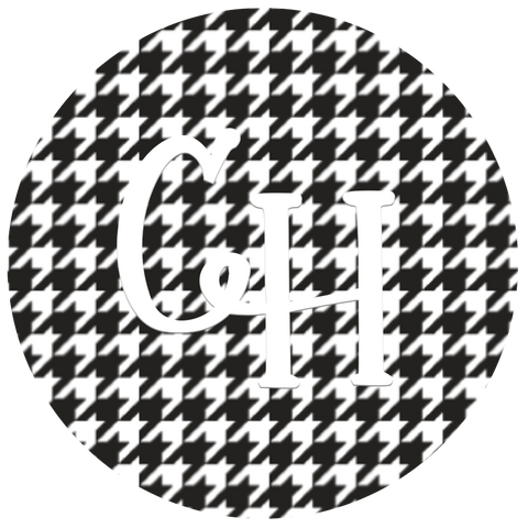HTV Print • Houndstooth
