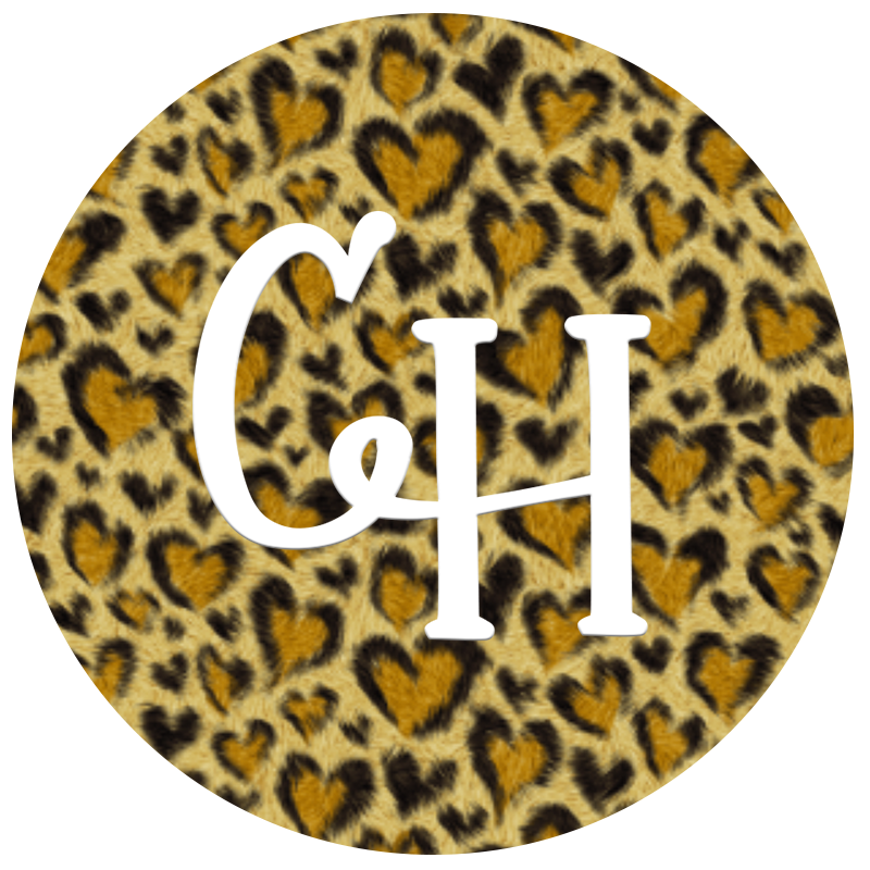 HTV Print • Cheetah Love | Brown