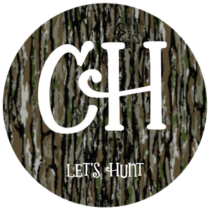 HTV Print • Let's Hunt