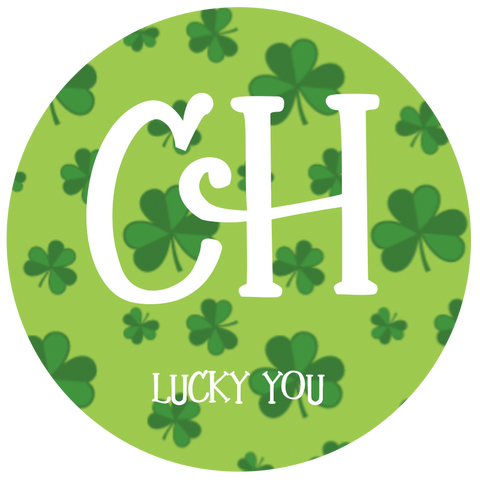 HTV Print • Lucky You