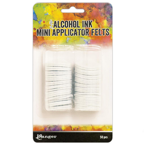 Alcohol Ink Mini Applicator Refill Felts