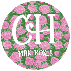 HTV Print • Pink Roses