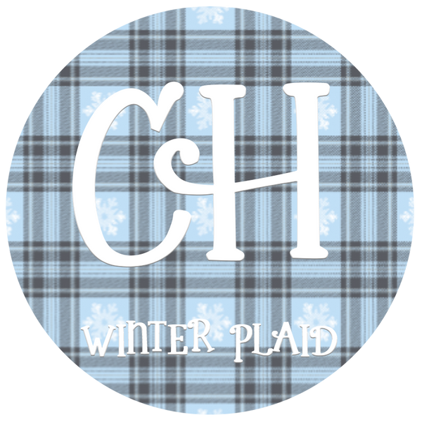 HTV • Plaid Prints