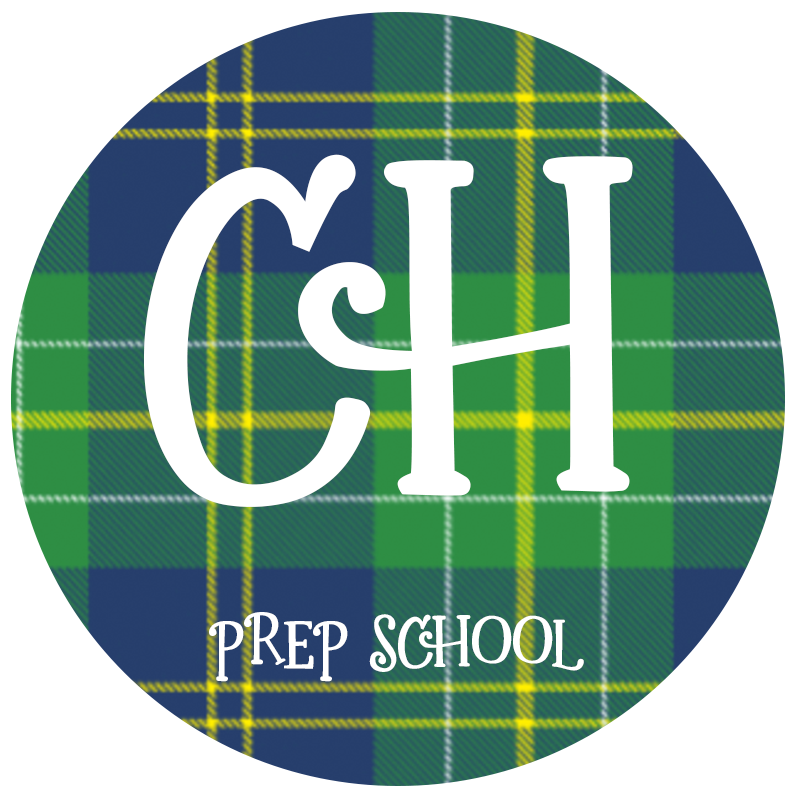 HTV Print • Prep School Plaid