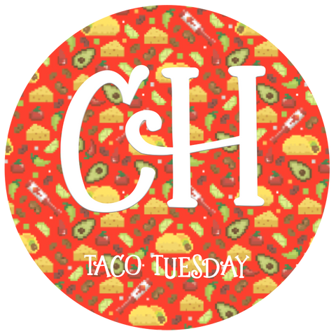 HTV Print • Taco Tuesday