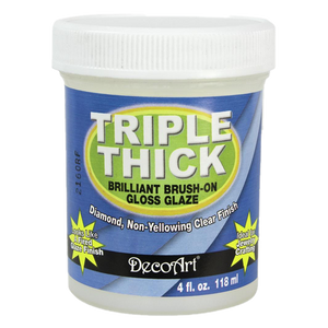 Triple Thick Gloss Glaze • 4 oz.
