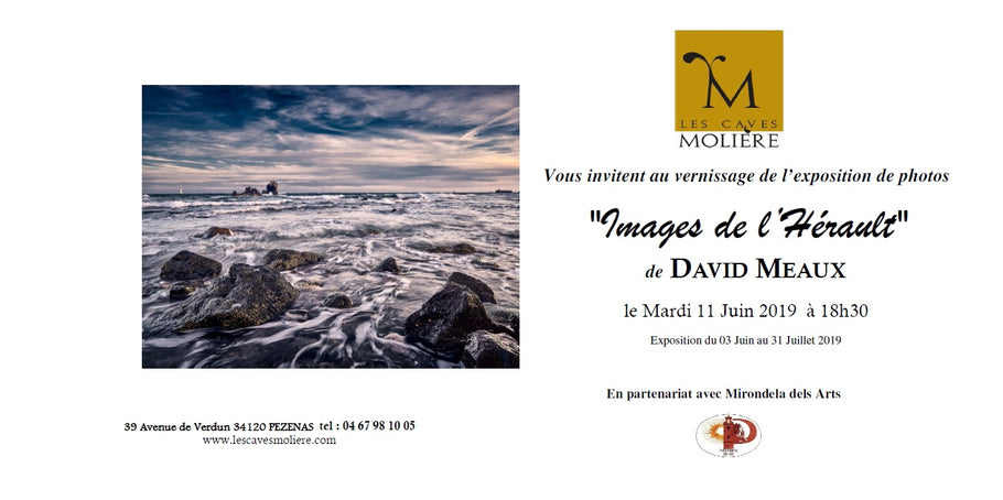 Mirondela dels Arts Photo Exhibition at Les Caves de Molière