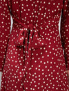 Penny Black Cairo Red Polka Dot Dress - Ribbon Rouge Boutiques