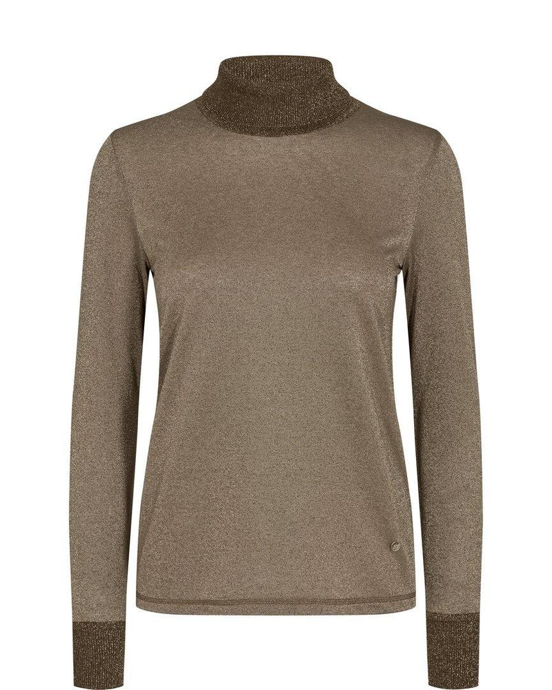 Mos Mosh Casio Roll Neck Top
