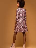 Sisters by Caroline Kilkenny Carly Animal Print Dress - Ribbon Rouge Boutiques
