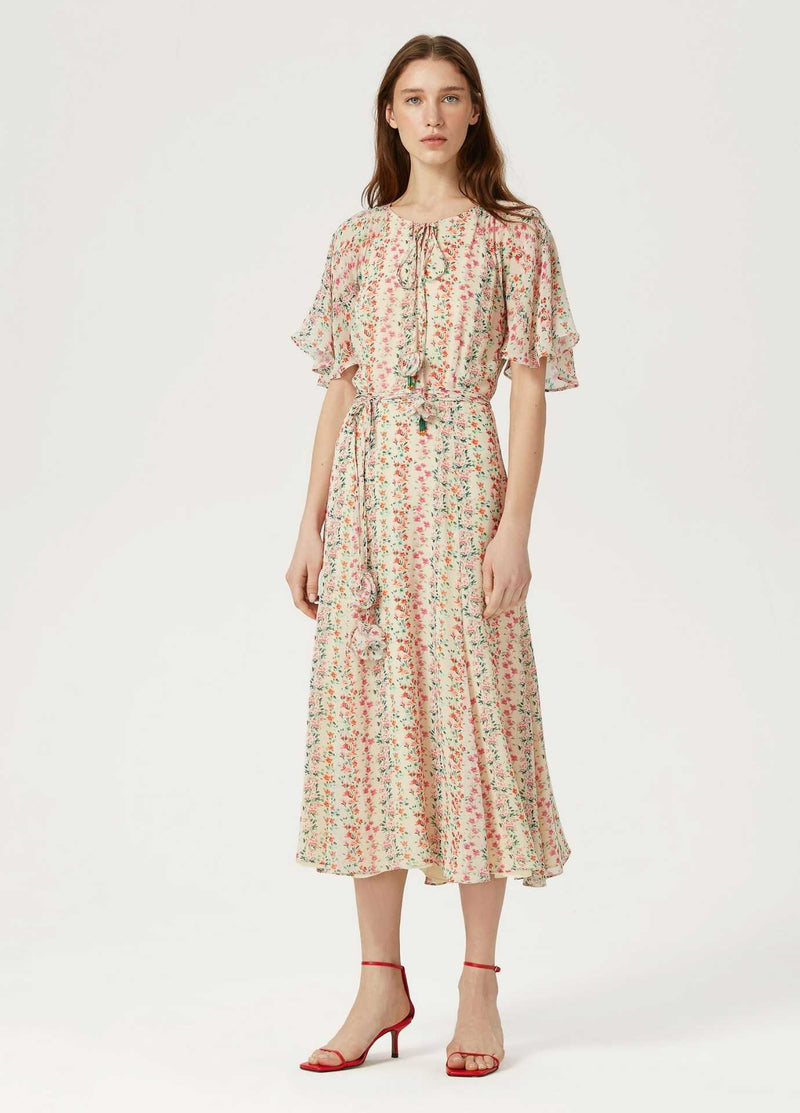 Exquise-SS21-1218058-Floral-Print-Womens-Long-Summer-Dress-With-Short-Sleeves-Ribbon-Rouge