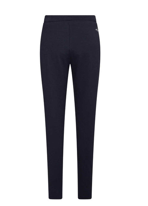 HV-Polo-SS21-Angela-Womens-Navy-Designer-Sweat-Pant-Casual-Trousers-From-The-Back-Ribbon-Rouge-Ireland