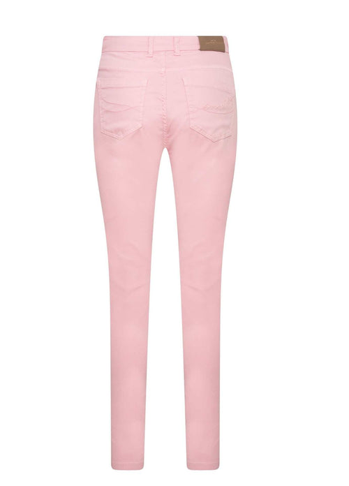 HV-Polo-SS21-Margarita-Pastel-Pink-Womens-Summer-Trousers-From-The-Back-Ribbon-Rouge-Ireland