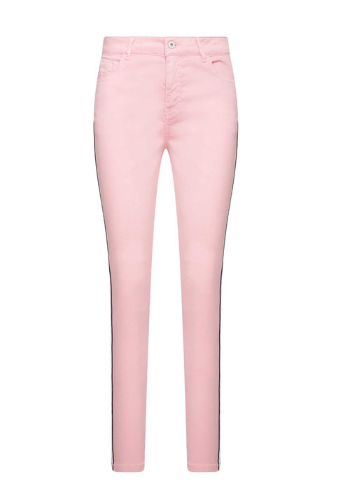 HV-Polo-SS21-Margarita-Pastel-Pink-Womens-Summer-Trousers-Ribbon-Rouge-Ireland