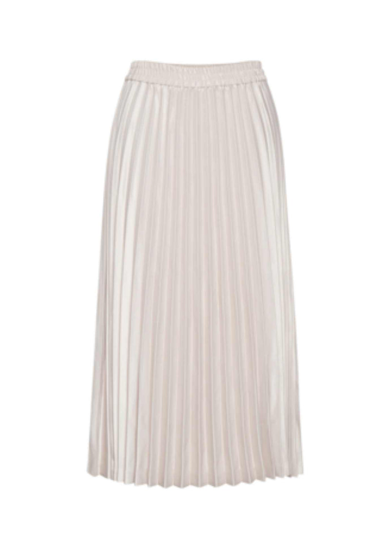 Inwear-Adhral-Womens-Pleated-Midi-Length-Skirt-In-Porcelain-White-From-The-Back-Ribbon-Rouge