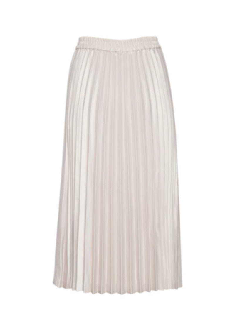 Inwear-Adhral-Womens-Pleated-Midi-Length-Skirt-In-Porcelain-White-Ribbon-Rouge