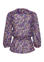 nwear-Florizzal-30105459-Purple-Floral-Print-Ladies-Top-From-The-Back-Ribbon-Rouge-Online