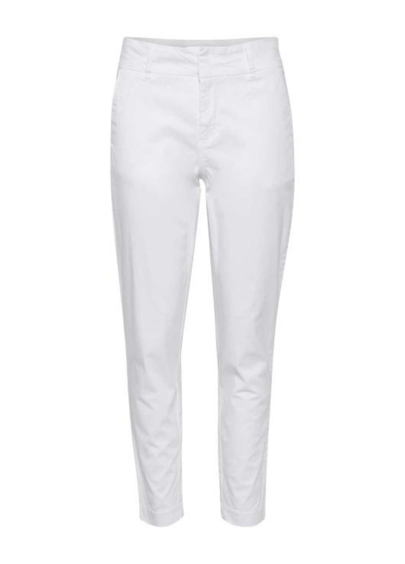 Part-Two-Soffys-Casual-Womens-White-Pink-Trousers-With-Pockets-30305570