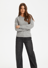 Part-Two-30305564-Evinapw-Ladies-Cashmere-Jumper-In-Grey-Ribbon-Rouge-Ireland