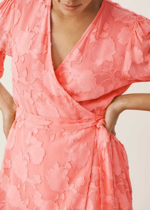Part-Two-30306022-Peach-Blossom-Print-Womens-Summer-Belted-Wrap-Dress