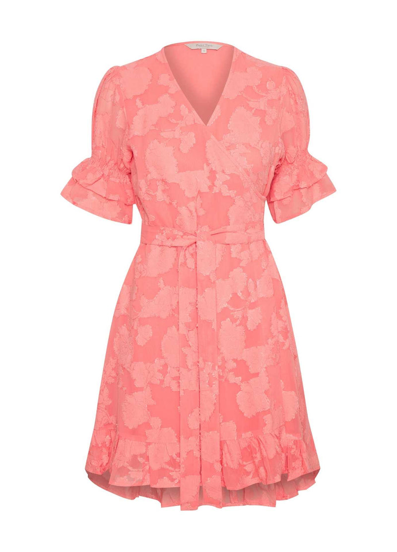 Part-Two-30306022-Peach-Blossom-Womens-Short-Sleeve-Summer-Wrap-Dress-With-Belt