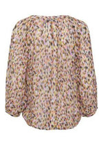 Part-Two-Erdonae-Multi-Colour-Print-Casual-Blouse-With-A-Long-Sleeve-From-Back