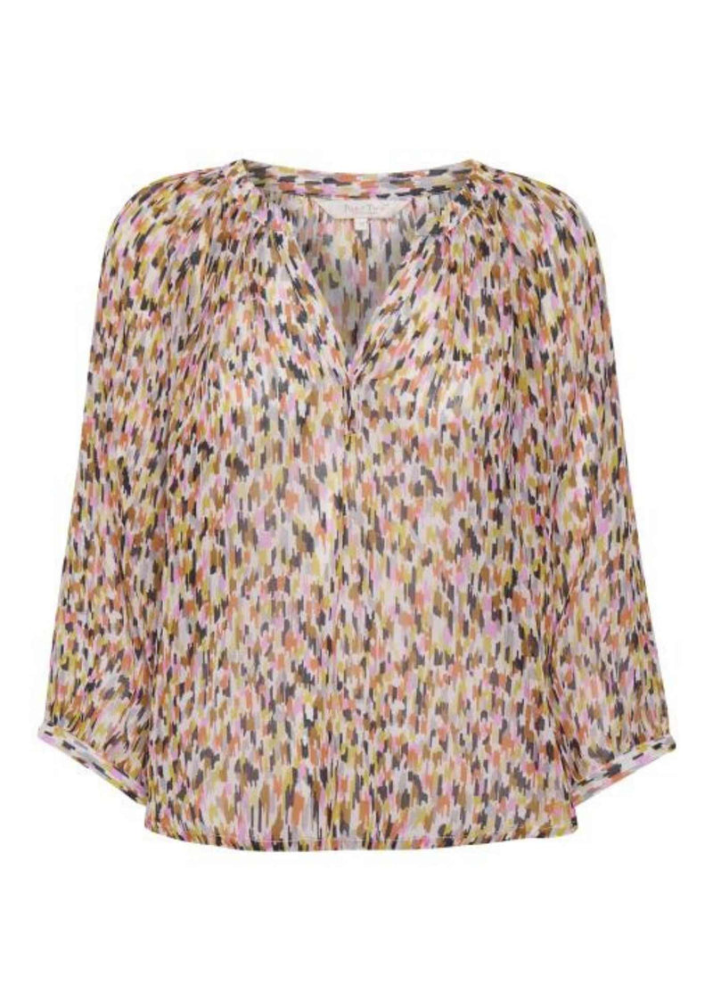 Part-Two-Erdonae-Multi-Colour-Print-Casual-Blouse-With-A-Long-Sleeve