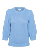 Part-Two-Gabi-Organic-Cotton-Ladies-Jumper-In-Pastel-Blue-Ribbon-Rouge-Online