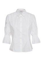 Part-Two-Harleen-Womens-Flute-Sleeve-White-Shirt-30305897-Ribbon-Rouge-Online