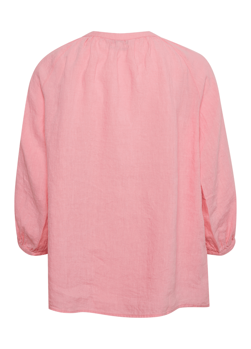Part-Two-Hikma-Long-Sleeve-Womens-Casual-Top-In-Sea-Pink-30305893-On-Back-Ribbon-Rouge-Online