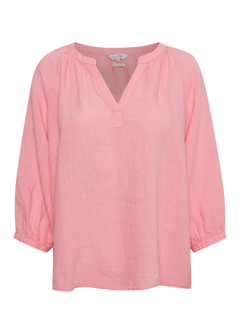 Part-Two-Hikma-Long-Sleeve-Womens-Casual-Top-In-Sea-Pink-30305893-Ribbon-Rouge-Online